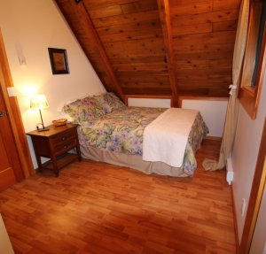 Log House - 3010 Christian Valley Rd, Westbridge - 2nd Bedroom