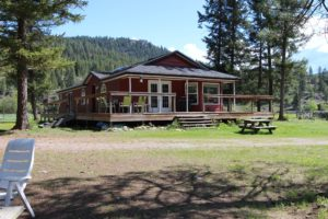 Old Cowboy Ranch Guesthouse - Outside